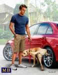 """Bart & Radley - Mann mit Hund - """"Was er wirklich von deinem Auto hält"""""""
