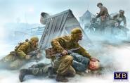 """""""Kreuzung"""" - Ostfront - 2. Weltkrieg"""