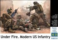 """Unter Feuer"" - Moderne US Infanterie"
