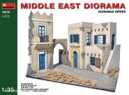 Diorama: Mittlerer Osten