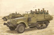 IDF M3 Halbkettenfahrzeug