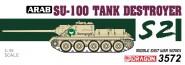 Ägyptischer SU-100 Jagdpanzer
