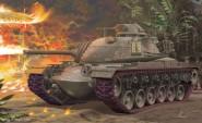 M67 Flammenwerfer-Panzer