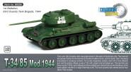 T-34/85 - 1. Batallion, 63. Garde-Panzerbrigade - 1944