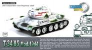 T-34/85 - 38. Unabhängiges Panzerregiment - 1945