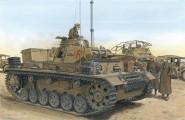 Pz.Bef.Wg.III Ausf.H - Afrika Korps