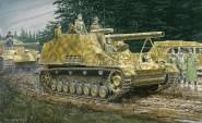 Sd.Kfz.165 Hummel Early/Late Production