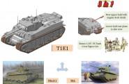 T1E1 Heavy Tank