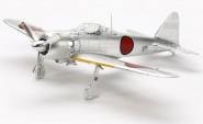 A6M5 Zero (Zeke) - matt versilbert