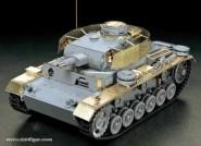 Pz.Kpfw. III Ausf.N mit ABER Ätzteilen