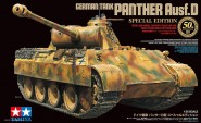 Pz.Kpfw.V Panther Ausf.D - Special Edition