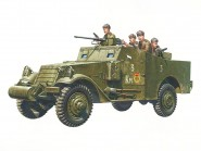 """M3A1 Scout Car """"Rote Armee"""""""