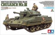 Crusader Mk.III Panzer