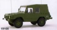 Lkw 0,5t gl leicht Iltis, Nato-Oliv
