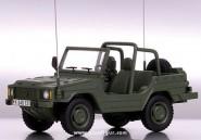 Lkw 0,5 t gl leicht Iltis, NATO-Olivgrün, offen