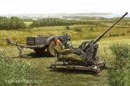 2 cm Flak38 späte Version mit Sd.Ah.51