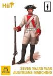 Österreichische Infanterie - marschierend
