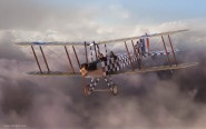 Royal Aircraft Factory BE2c Scout