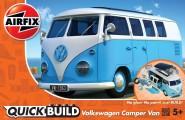 VW Camper Blau - QUICKBUILD