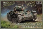 Stridsvagn M/39 Schwedischer Leichter Panzer