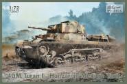 40M Turan I Ungarischer Mittlerer Panzer