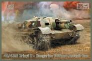 40/43M Zrinyi II - 105 mm Sturmgeschütz