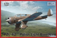 PZL.42 - Leichter Bomber