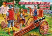 Burgundische Artillerie - 2. Hälfte 15. Jh.