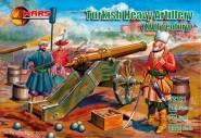 Türkische Schwere Artillerie - 17. Jh.
