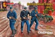 GErman Naval Troops WWII