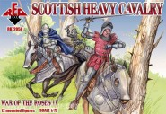 Scottish Heavy Cavalry - War of the Roses