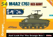 M4A2(76) Rote Armee + Maxim MG