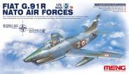 "Fiat G.91R ""Nato Air Forces"""