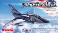 Convair F-106A Delta Dart Interceptor