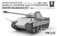 "Sd.Kfz.171 Panther Ausf.D ""Ernst Barkmann"" - Limited Edition"