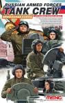 Russische Panzersoldaten