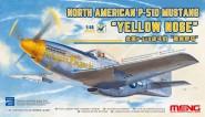 "North American P-51D Mustang ""Gelbnase"""