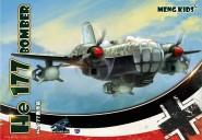 """He 177 Bomber """"Meng Kids"""""""