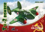 "Tu-2 Bomber ""Meng Kids"""