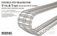 Panzerkettenglieder für T-72 & T-90 - doppelte Bolzung