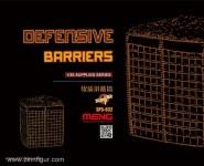 Verteidigungs-Barrieren