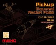 Pickup Mounted Rocket Pods