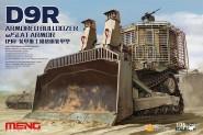 D9R Bulldozer mit Slat Armour