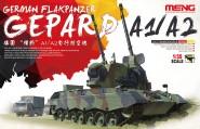 Gepard A1/A2 Flakpanzer
