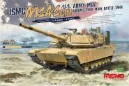 USMC M1A1 AIM/TUSK Abrams