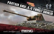 Panther Ausf.A/G Panzerturm-Bunker - Limited Edition