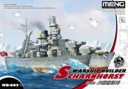 Schlachtschiff Scharnhorst - Egg-Ship