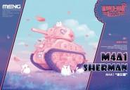 "M4A1 Sherman ""PINK World War Toons"""