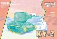 "KV-2 Panzer ""Pinky World War Toons"""
