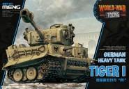 """Tiger I """"World War Toons"""""""